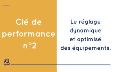 Clé n°2 : Le réglage dynamique et optimisé des équipements